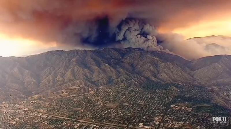 L'Ouest américain continue à brûler, la Californie très vulnérable