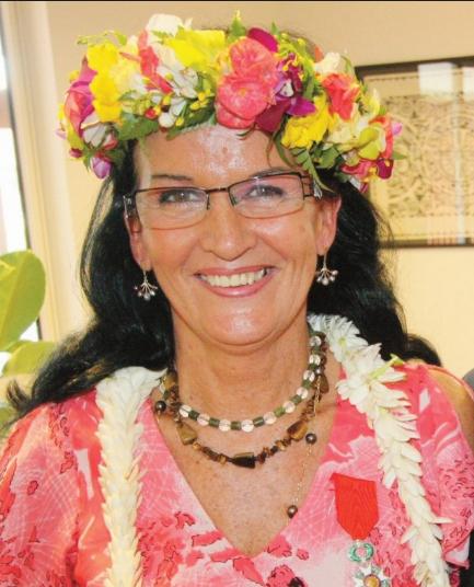 Marie-Thérèse Taero a été pendant 20 ans l'administratrice ad hoc rattachée au tribunal de Papeete. (Photo : femmesdepolynesie.pf)