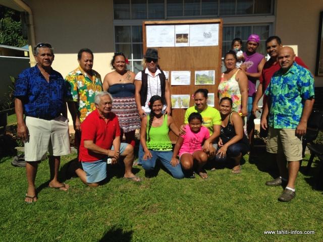 17 membres du conseil d'administration de l'association Haururu ont voté contre ce projet Ecoparc
