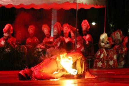 """13e édition du """"Te Hura Nui"""": Tamarii Mataiea spectaculaire"""