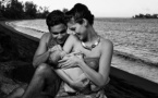 Mehiata Riaria présente sa petite fille