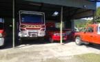 """Moorea : sept pompiers volontaires mis à l'écart pour """"vols"""""""