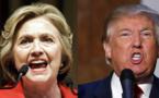 Hillary Clinton et Donald Trump s'accusent mutuellement de racisme