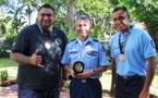 Deux gendarmes de Faa'a médaillés aux championnats d'Océanie de jiu jitsu