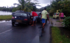 Accident mortel à Raiatea