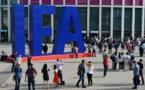 Au salon IFA de Berlin, la high-tech se jette à l'eau