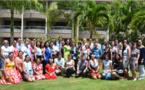 Les représentants de Tahiti Tourisme réunis mardi et mercredi