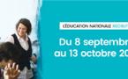 Education : les inscriptions aux concours commencent le 8 septembre