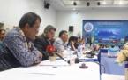 Forum du Pacifique : Edouard Fritch plaide pour la Polynésie française