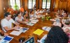 10 jeunes formés pendant 7 mois à Shanghai