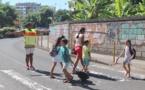"""Papeete : des agents """"sécurité école"""" à la sortie des classes"""