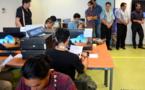 Les nouveaux padawans prennent leurs marques au studio Poly3D