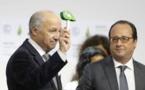 Climat: l'accord de Paris s'approche de son entrée en vigueur