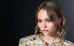 """Lily-Rose Depp veut """"prendre son temps"""" dans sa carrière d'actrice"""