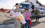 Russie: un enfant retrouvé après s'être perdu trois jours dans la taïga