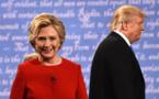 """Face à Trump, Clinton défend """"la parole"""" de l'Amérique"""
