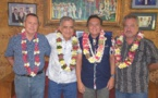 Eaux usées et déchets : Papeete, Faa'a et Punaauia travailleront ensemble