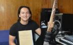Florent Atem : musicien et docteur en études anglophones