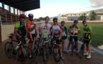 Sept cyclistes polynésiens s'envolent pour le premier Championnat du monde des énergies renouvelables