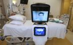 Pour ces enfants hospitalisés, un robot pour être un peu chez eux