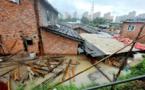 Chine: Huit morts dans les glissements de terrain après le typhon Megi, le bilan s'alourdit