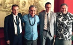 La Corse soutiendra Oscar Temaru à l'ONU
