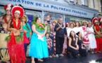 Comment la délégation de la Polynésie française à Paris change