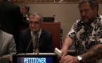 """Désinscrire la Polynésie ? """"Une grossière erreur du président Fritch"""", pour Moetai Brotherson"""