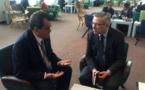 """Fritch : """"On ne vient pas laver le linge sale polynésien"""" devant l'ONU"""