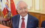 Gaston Flosse confirme un projet d'alliance avec Nicolas Sarkozy