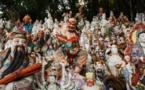 A Hong Kong, le sanctuaire des dieux indésirables