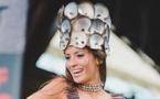 Vaiata Buisson à Miss Grand International