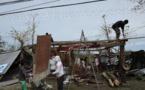 Le super typhon Haima fait au moins huit morts aux Philippines