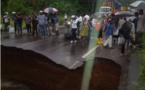 Cameroun: circulation paralysée entre Yaoundé et Douala après l'effondrement d'un pont