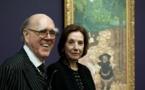 Spencer et Marlene Hays, le couple de collectionneurs.