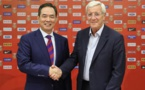 Avec Lippi, la Chine s'offre un champion du monde