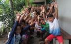 50 élèves de Taunoa dans le Vent !