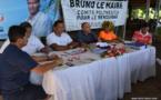 """Primaire de la Droite et du Centre : """"Tau Hoturau"""" fera campagne pour Bruno Le Maire"""