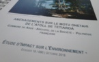 Tetiaroa : de nouvelles villas en projet sur 11.5 hectares