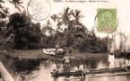 Tahiti d'Antan : Le district de Mataiea anciennement Vaiuriri