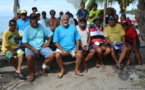 Site du Petit Mousse : les pêcheurs ne quitteront pas les lieux