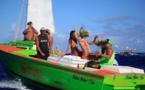 Arrêt des recherches des deux personnes disparues entre Huahine et Maiao