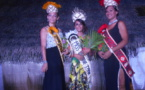 Tepoea Teikiteepupuni a été élue Miss Vahine Tane 2016