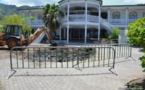 Bientôt un nouveau jardin à la mairie de Paea