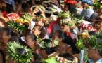 Haururu célèbre Matari'i i ni'a dimanche à Papeno'o