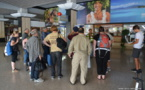 Deux cent passagers américains bloqués à Tahiti, et pas assez de chambres d'hôtel