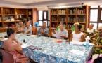 Un concours littéraire en tahitien