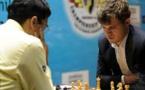 Echecs: l'heure de vérité pour Carlsen et Kariakine