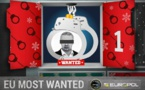 Europol lance un calendrier de l'avent pour les criminels recherchés