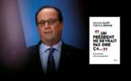 Hollande, les journalistes et le livre de trop